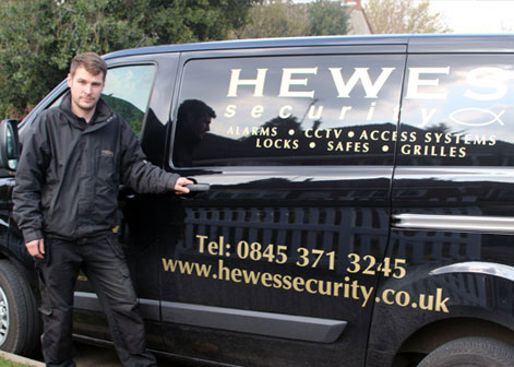 Security Installers Basildon