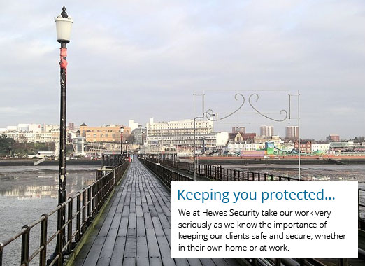 Security Installer Southend